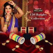 150 Bangles Collection