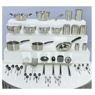 51 Pcs Multi Utility Kitchen Set