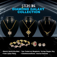 Diamond Galaxy Collection by Sterling