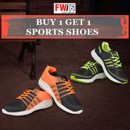 FW16 Buy 1 Get 1 Sports Shoes (2SS1K)