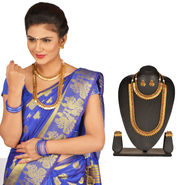 Gold Plated Coin Jewellery Collection