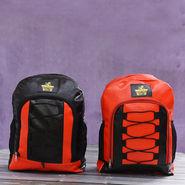 Leatherite Backpack