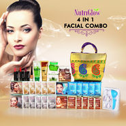 Nutriglow 4 in 1 Facial Combo