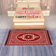Pack of 2 Royal Kashmiri Carpets (P2C3)