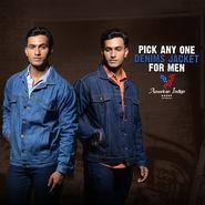 American Indigo Men's Denim Jacket - Pick Any One