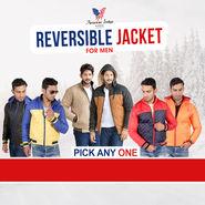 American Indigo 4 in 1 Premium Jacket for Men