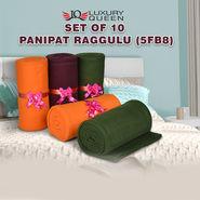 Set of 10 Panipat Raggulu (5FB8)