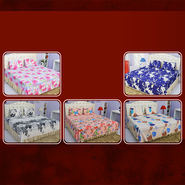 Set of 5 Modern Floral Bedsheets + 10 Pillow Covers (5BS43)