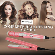 Sheffield Complete Hair Styling Combo