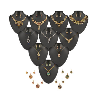 10 Austrian Diamond Jewellery Collection