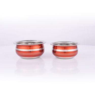 20 Pcs Colored Cookware Set
