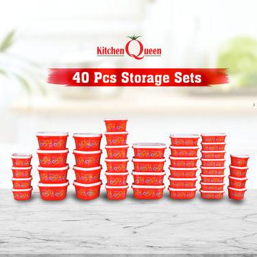 40 Designer Storage Sets