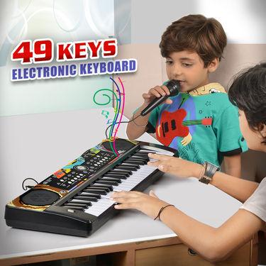 49 Keys Electronic Keyboard