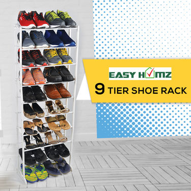 9 Tier Shoe Rack