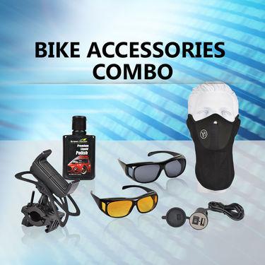 Bike Accessories Combo