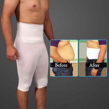 Get In Shape Slimming Belt n Thigh Shaper for Men - BOGO