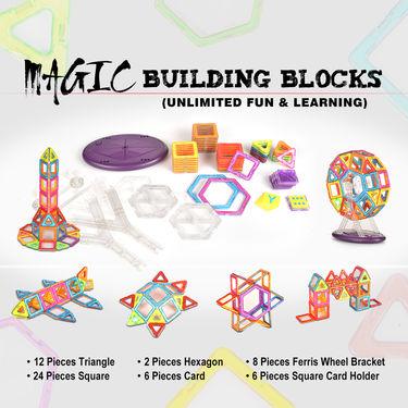 Magic Building Blocks - Unlimited Fun & Learning
