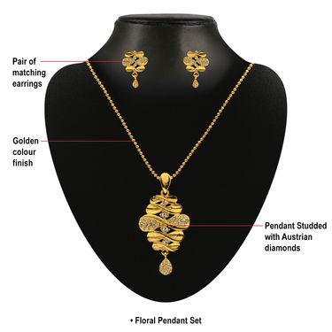 Nirvana 9 Austrian Diamond Jewellery Sets