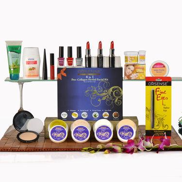 Orsense 6 in 1 Pro Collagen Herbal Facial Kit