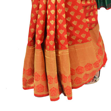 Pick Any One Kanjeevaram Silk Saree by Zuri (KSS6)