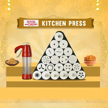 Royal Chef Kitchen Press