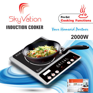 SkyVation Induction Cooktop